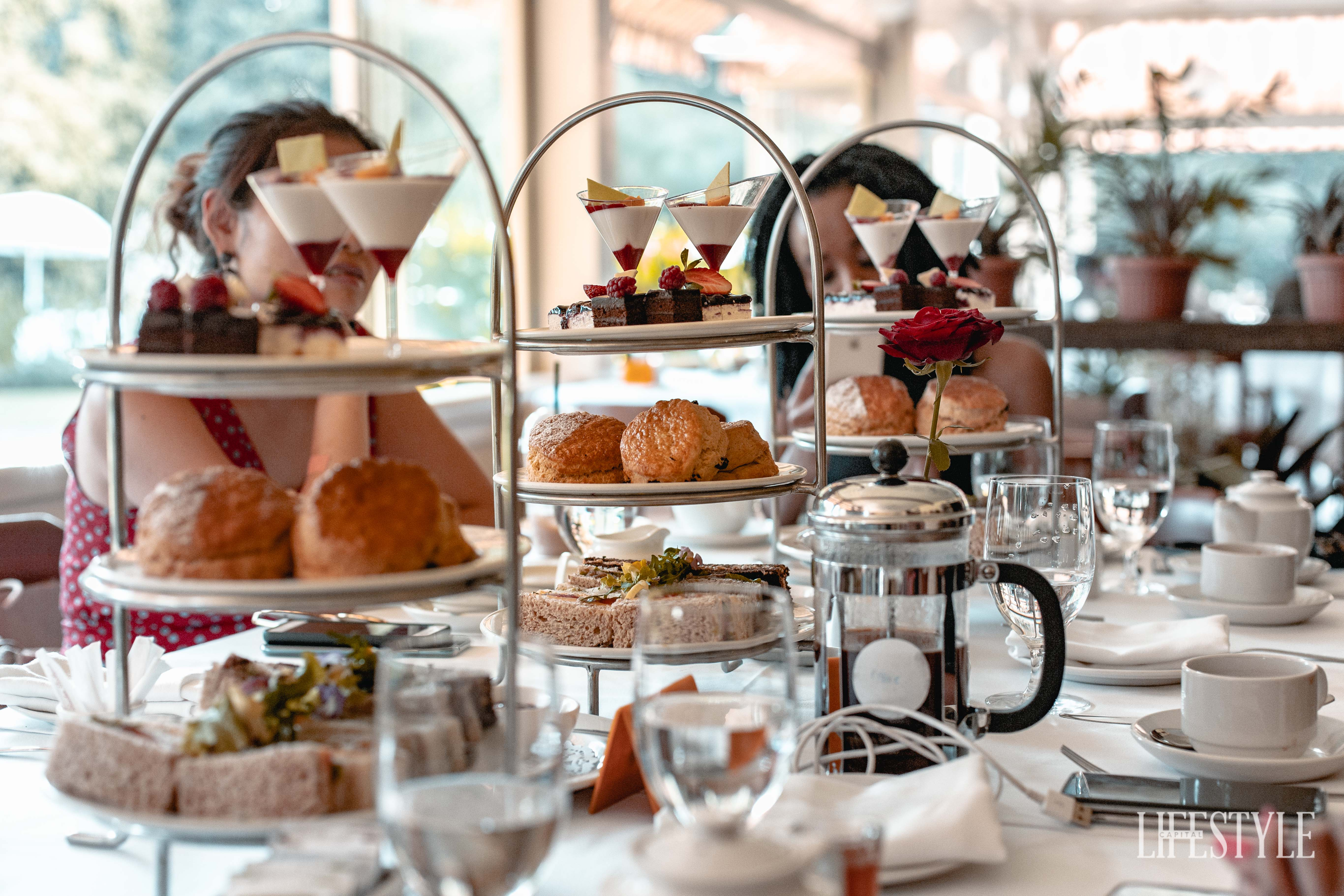 4 Of The Best Luxury Spots For Afternoon Tea In Nairobi photo
