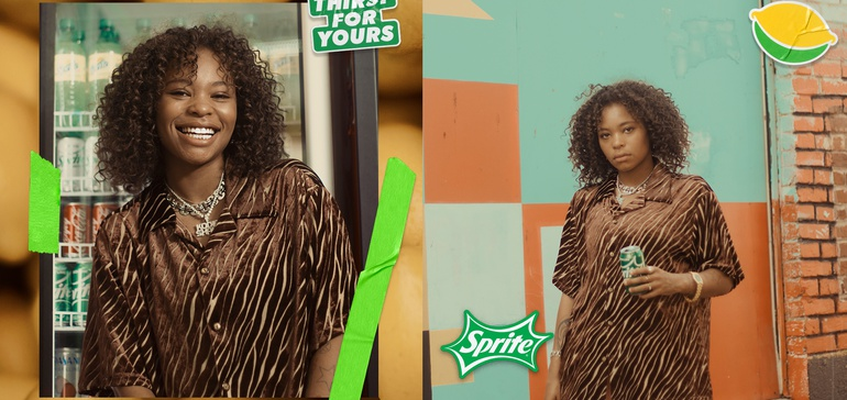 Sprite Highlights Hip-hop Culture With 'thirst For Yours' Campaign photo