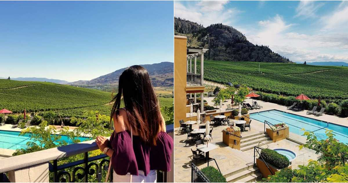 Bc Winery Getaway Will Make You Feel Like You?re In Italy photo