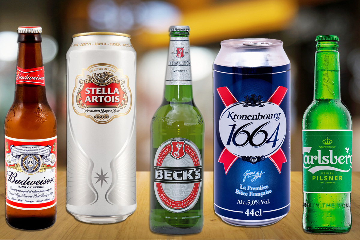 Beers Ranked From Worst To Best photo