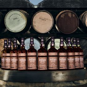 Benriach Cask Bottling Batch 16 Features 24 Whiskies photo