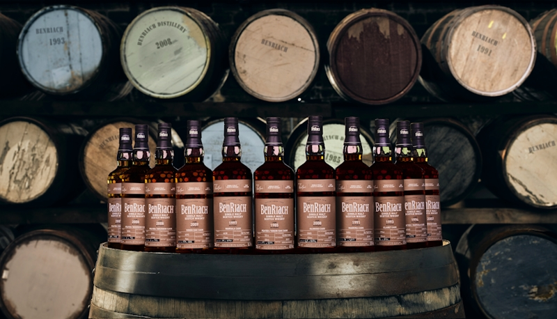 Benriach Cask Bottling Batch 16 Released photo