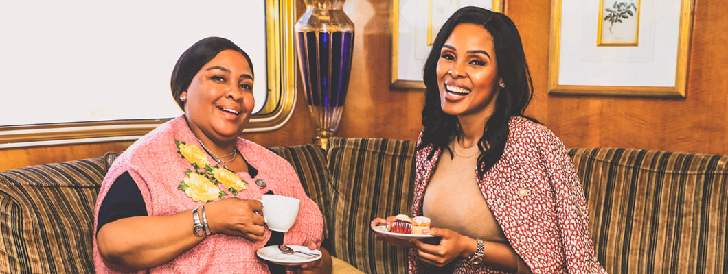 All Aboard The Blue Train For Mother's Day photo