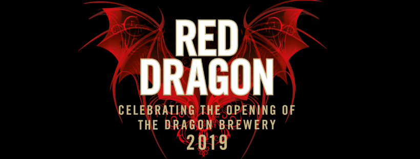Red Dragon Marks Opening Of Brains' New Cardiff Brewery ? Beer Today photo