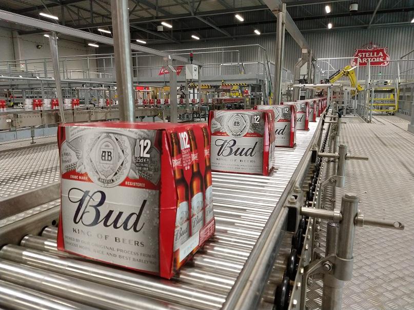 Stella Artois To Brew Budweiser For French Market photo