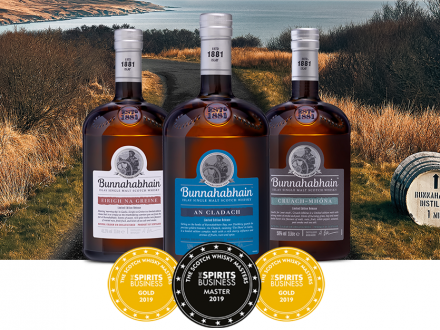 Distell?s Travel Retail Exclusive Whiskies Enjoy Award Success photo