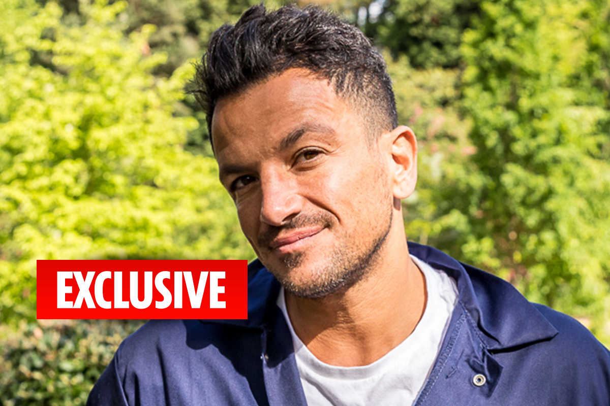 Peter Andre Reveals He Wants To Be Just Like Piers Morgan And Have His Own Us Tv Show As He Tries To Break America photo