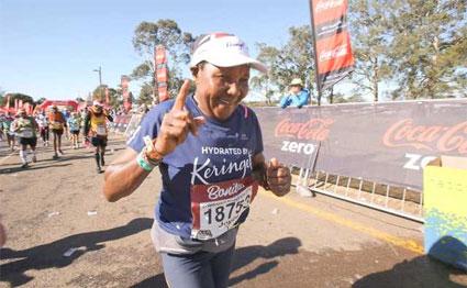Why I Run At 65 Years photo