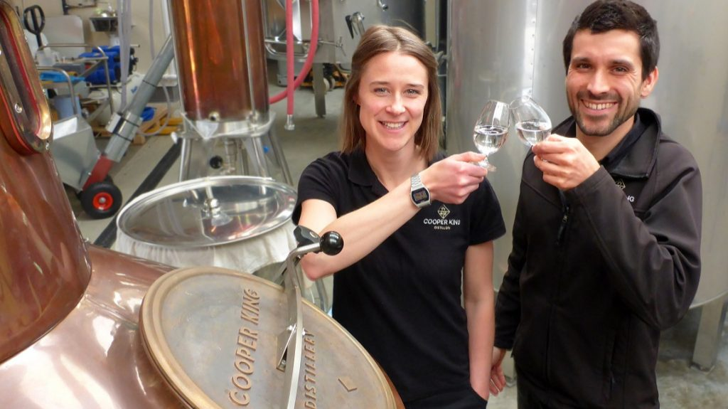 Yorkshire's Self-built Distillery Begins Whisky Production photo