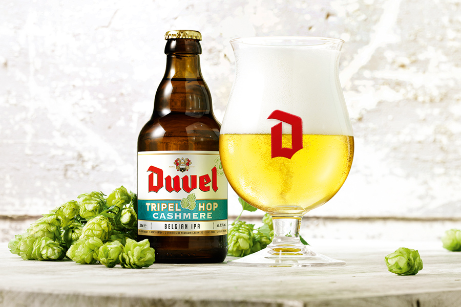 Duvel Brews A New Tripel Hop With The Exclusive Cashmere Hop Variety photo