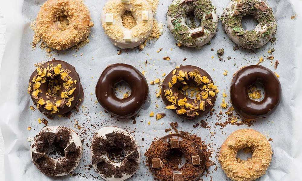 Where To Get Doughnuts In Cape Town, Johannesburg And Durban photo