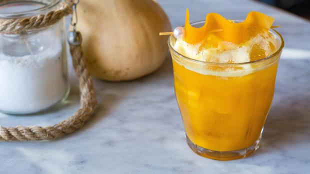 How Turmeric Adds The Midas Touch To Cocktails photo