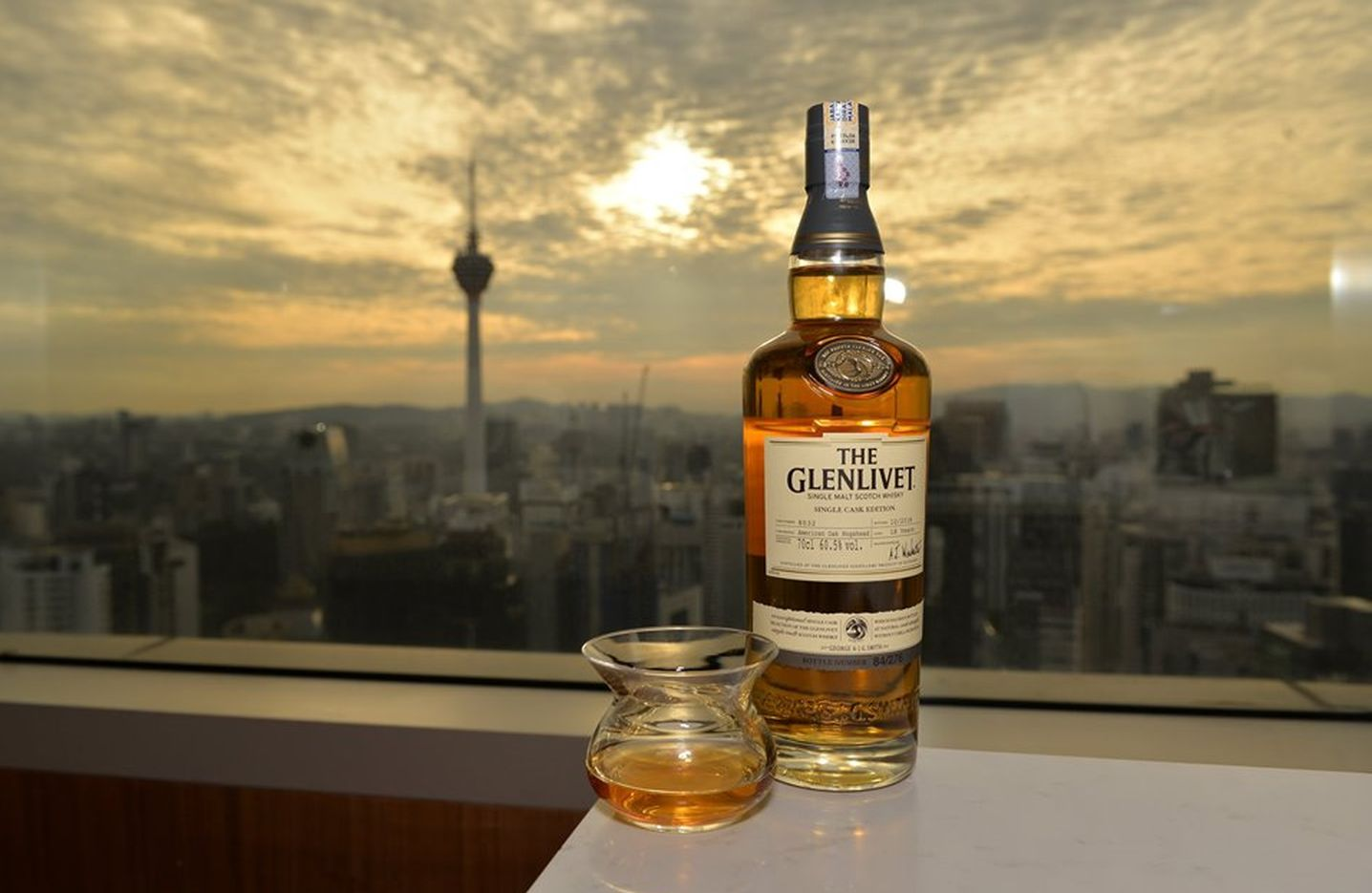 Glenlivet Launches Malaysian-exclusive Single Cask Whisky photo