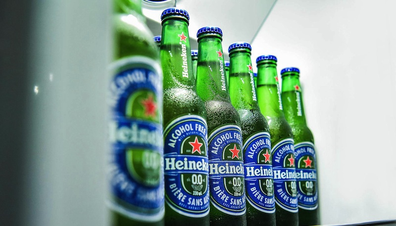 Heineken Launches Alcohol-free Beer In Sa photo