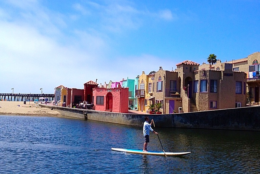 A Weekend Of Beachy Fun In Capitola-by-the-sea photo