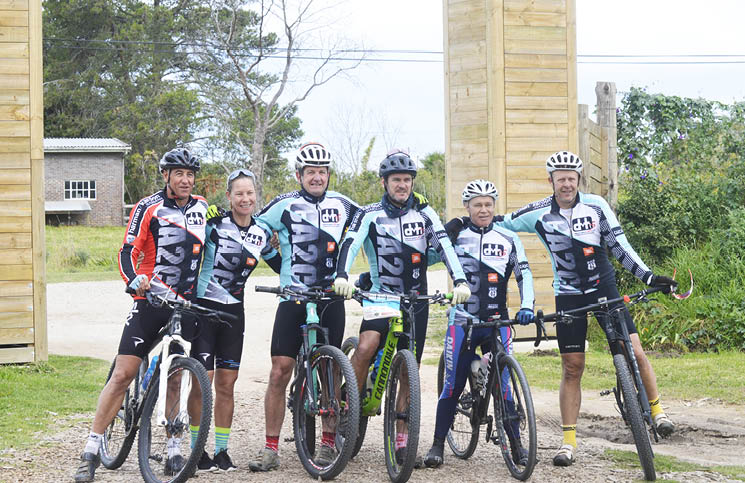 Conquer A Distance Of 695km At The Ca2cx Mtb Tour photo
