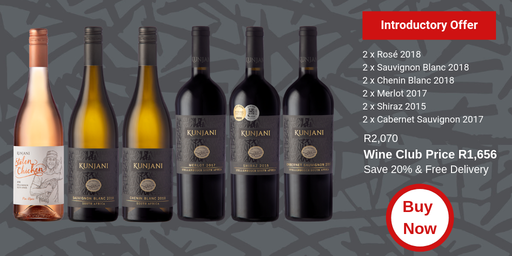 Kunjani Launches New Loyalty Wine Club photo
