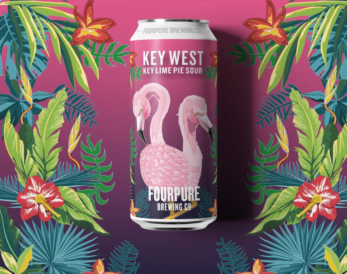 Beer Of The Week ? Fourpure Key West Key Lime Pie Sour photo