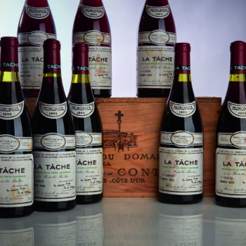 Sotheby?s Wine Hits Highest H1 Total Ever photo