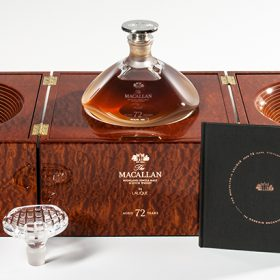 Oldest Macallan Bottling Could Sell For Us$125,000 At Auction photo