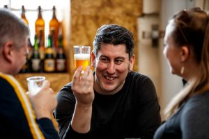 Talkin' Beer & Meat With Padraig Fox (open Gate Brewery) photo