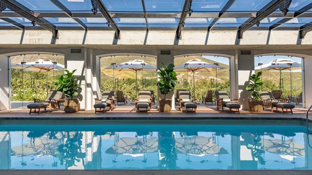 Lanzerac Hotel & Spa In Stellenbosch Offers An Award-winning Retreat photo