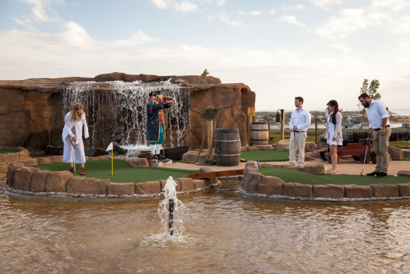 Play Pirate Adventure Golf between June – August and win with Benguela Cove photo