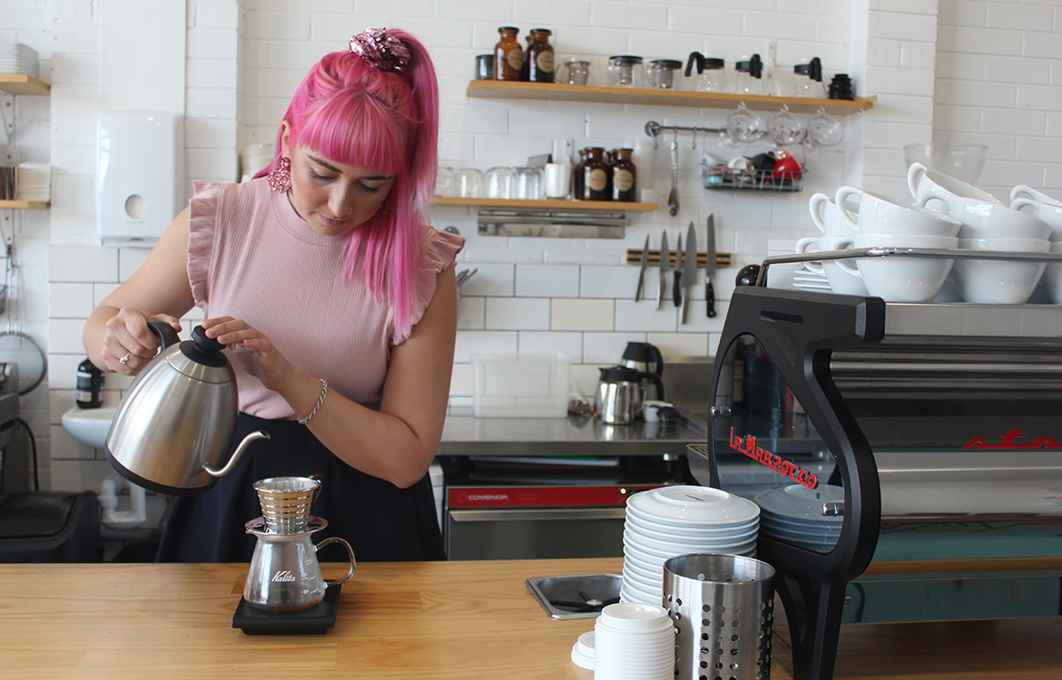Cill Fisher: The Sprudge Twenty Interview photo