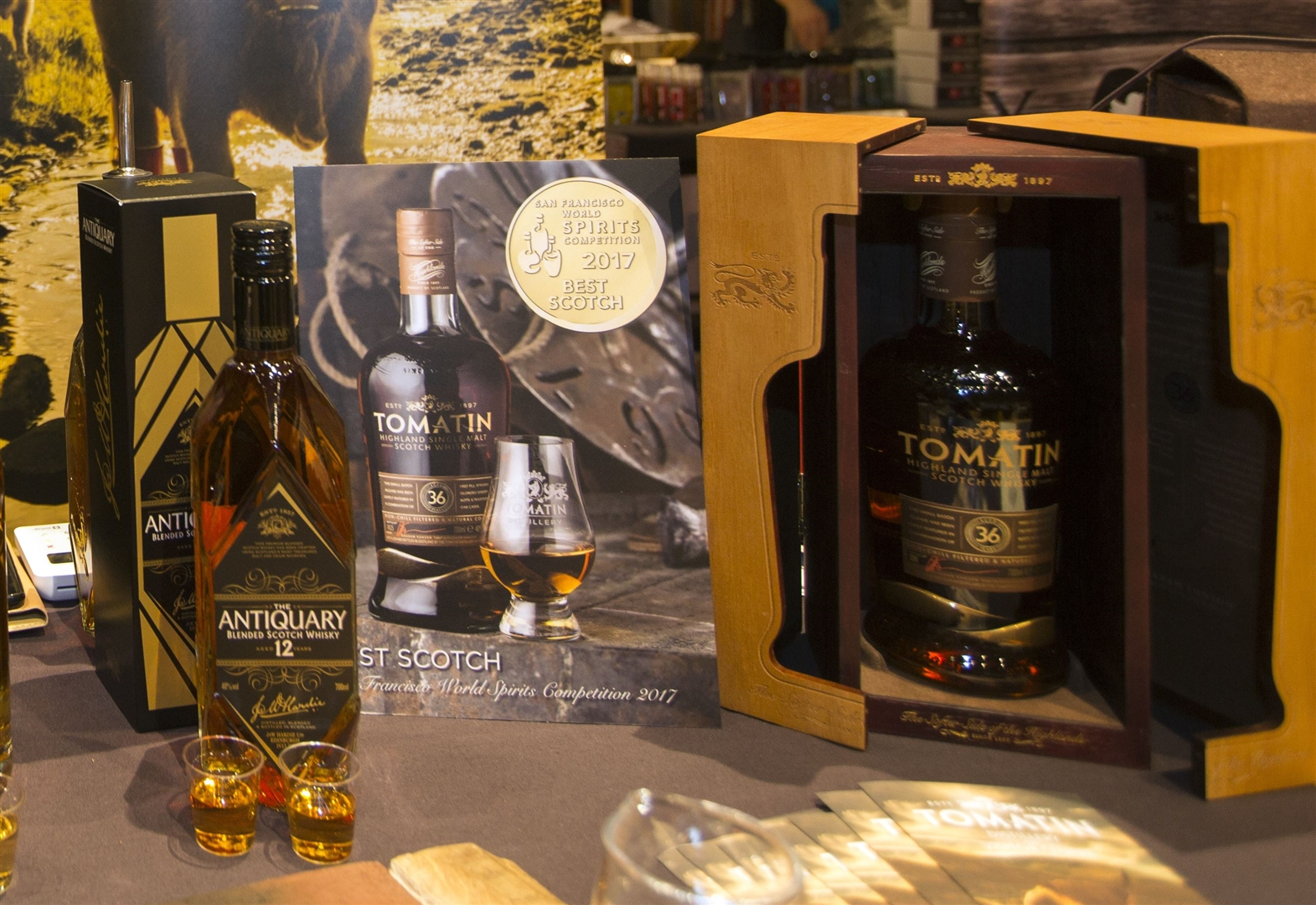 Whisky Event Showcases The Best Of The Highlands photo