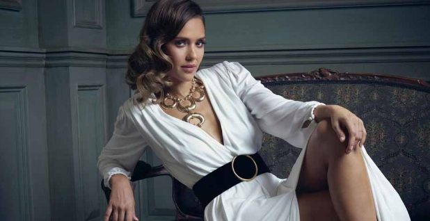 Jessica Alba Takes A Shot Of Tequila Before Filming Sex Scenes photo