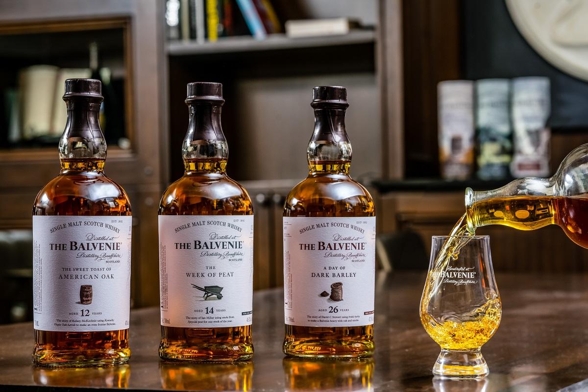 The Balvenie Launches Three New Whiskies That Tell Stories photo