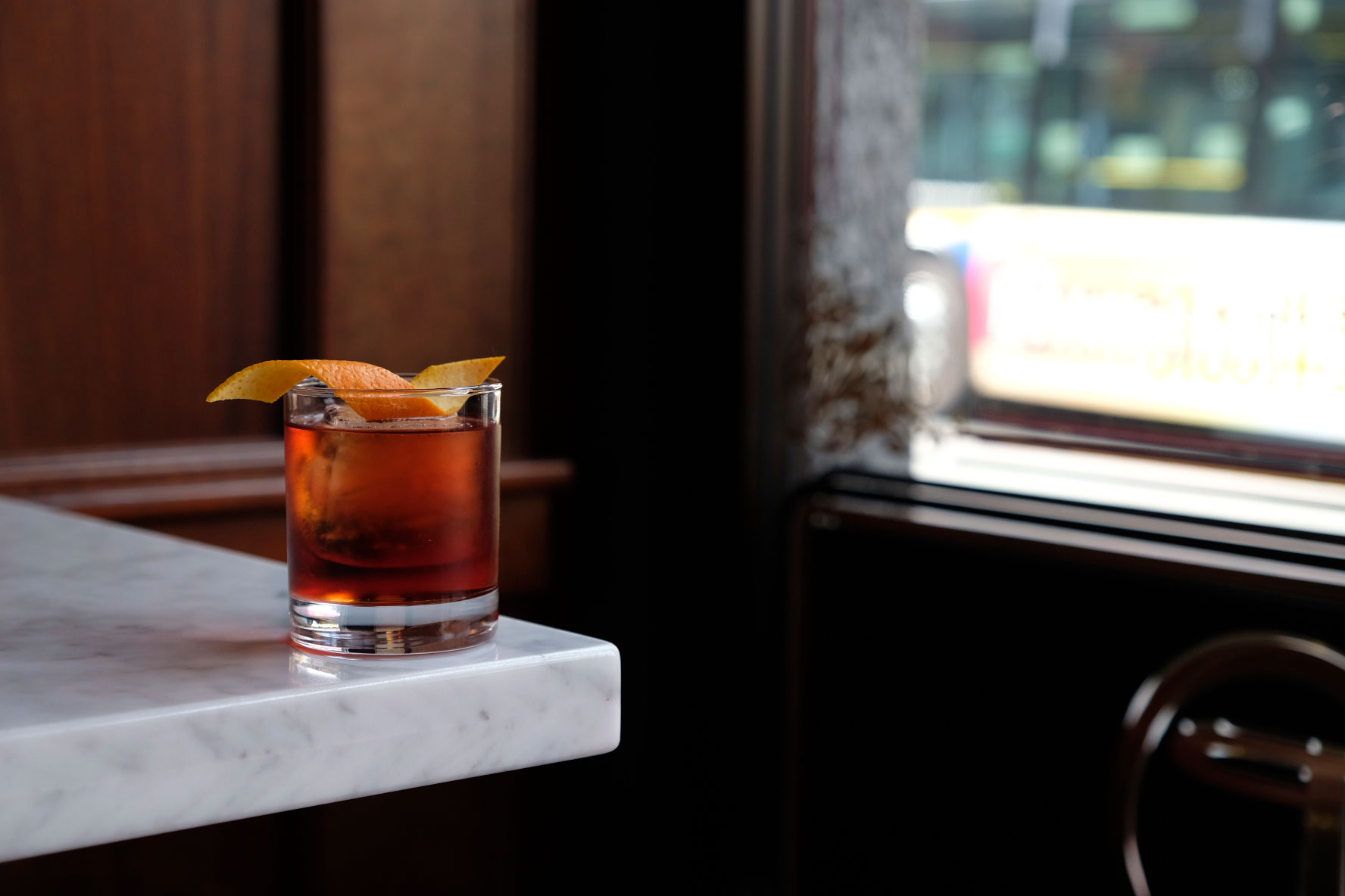 This Detailed Treasure Map Shows Vancouverites Where To Sip During Negroni Week photo