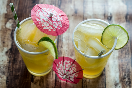 Thai cocktail bourbon gin ginger lime 3 Delicious Drinks You Need to Try When you Visit Thailand