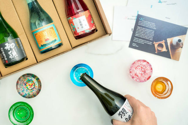Tippsy Brings Sake Dtc Through Innovative New Online Store And Sake Club photo