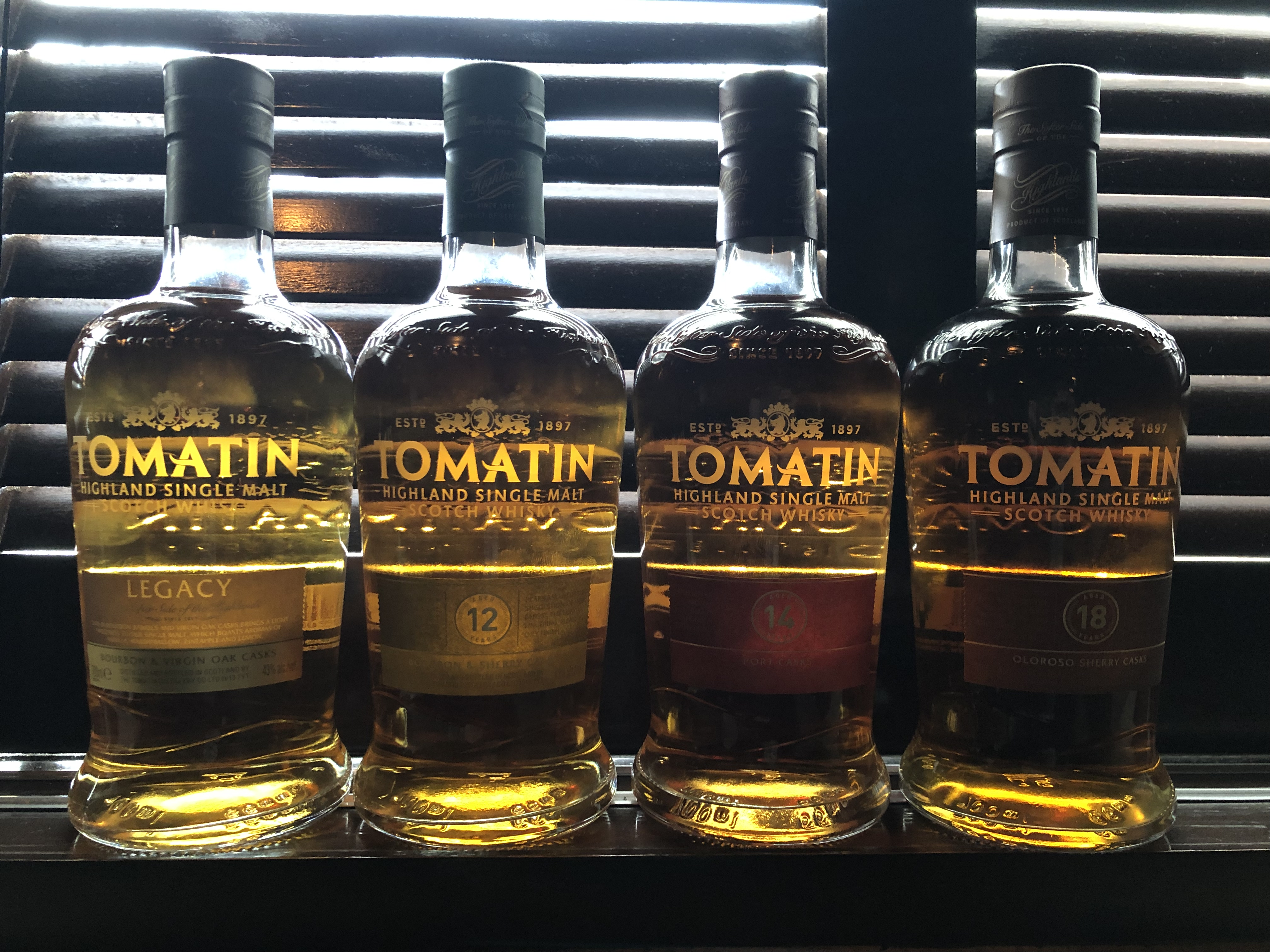 Tomatin Leads The Way In Sustainable Practises In Scotch photo