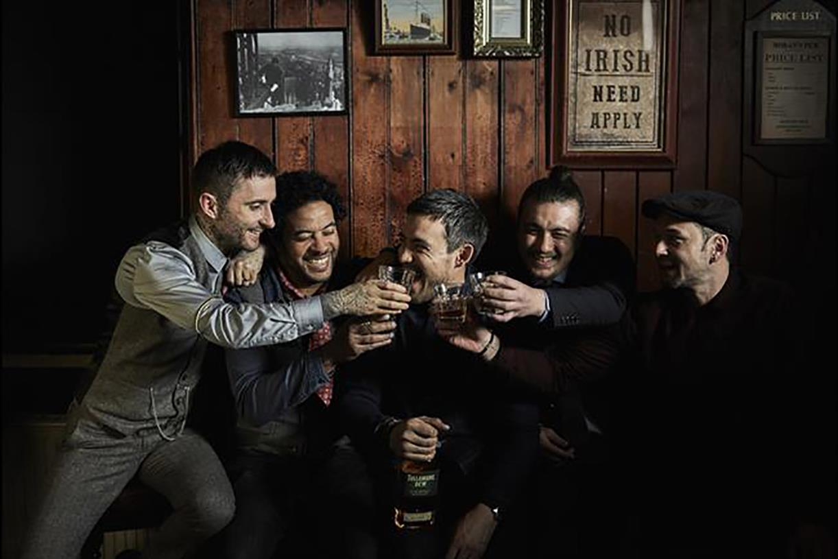 Uncommon Wins Grant's And Tullamore Dew photo