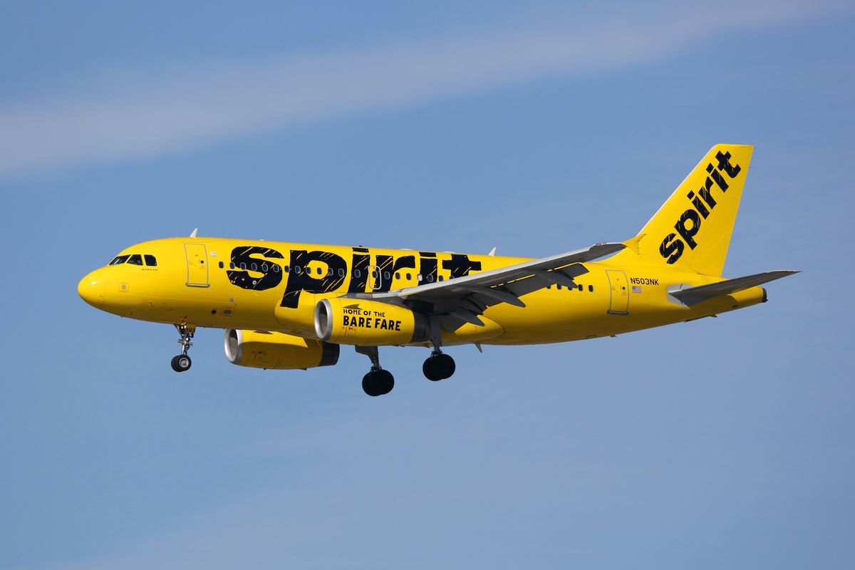 Vaping Passenger Sets Off Smoke Alarm On Spirit Airlines Flight To New Orleans photo