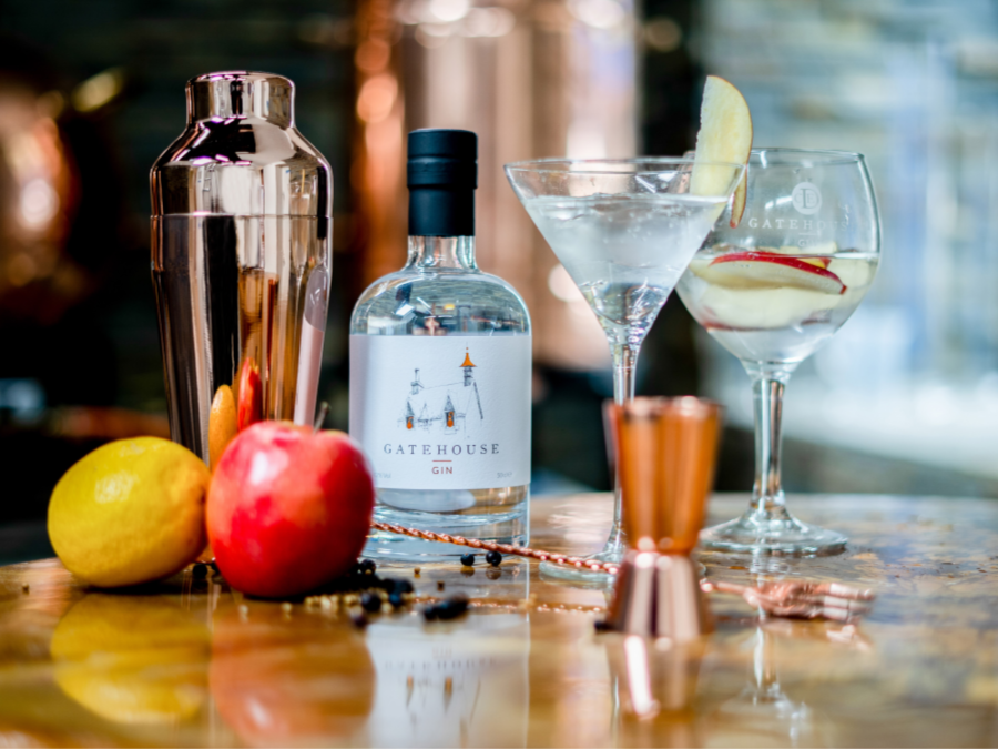 New Gin Launched From The Gardens Of Duchally Country Estate photo