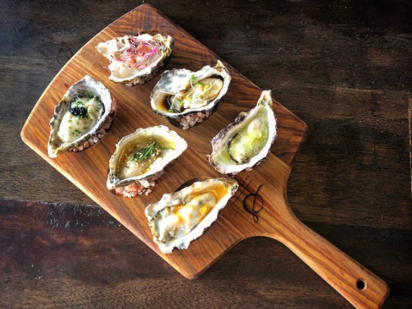Fresh Oysters And Gastro Pub Fare At Jozi's New Shucked photo