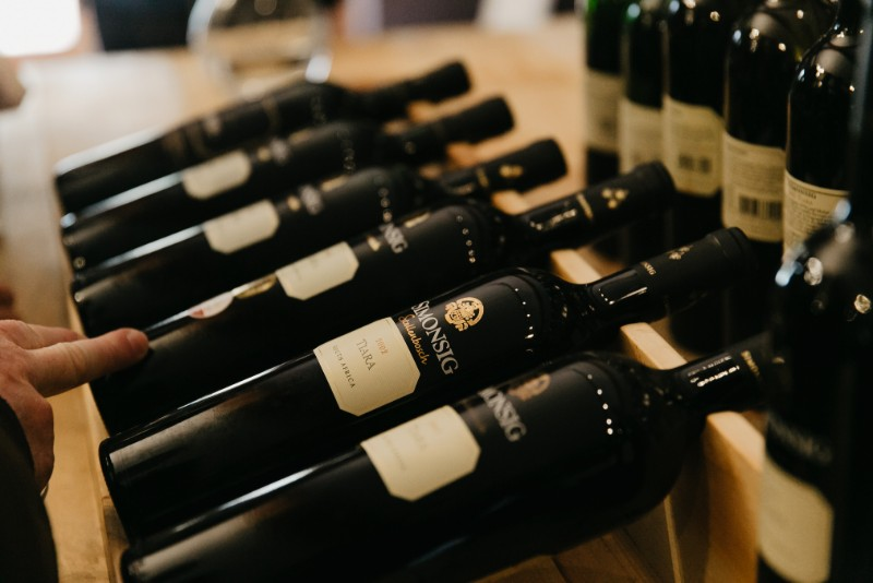 Vintage Day Offers Chance To Taste The Simonsig Wine Icons Of Yesteryear photo