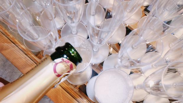 #accidentalfood: Champagne's Creation Was A Total Accident photo