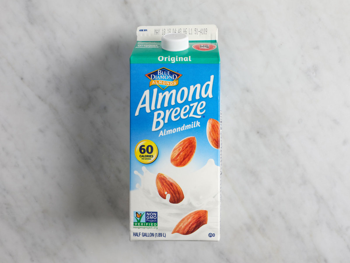 Almondmilk Horchata Is Almond Breeze's Latest Creation photo