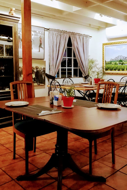 amberg kitchen inside Off the beaten track   Exploring Paarl away from the crowds