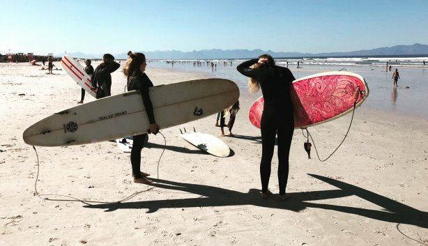 Women Are An Important Part Of Muizenberg?s 100-year-old Surfing History photo