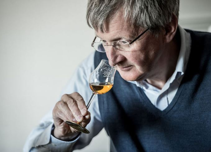 Johnnie Walker?s Jim Beveridge Awarded Obe photo