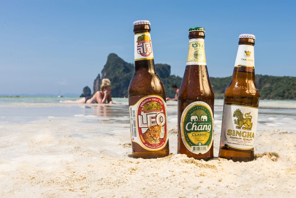 beer brands in thailand 5a84affeae9ab80037ad0eca Delicious Drinks You Need to Try When you Visit Thailand