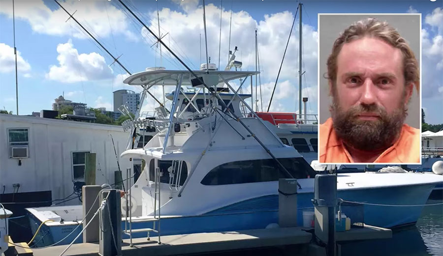 Florida Fishing Charter Passengers Held Captive For 17 Hours By ?drunken, Armed Captain? photo