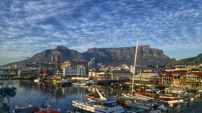 Make My Monday: A Trip To Cape Town To See Best Friend After A Decade photo