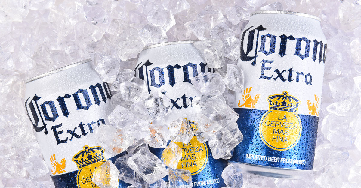 Corona Ditches Six-pack Rings For Stackable Cans photo