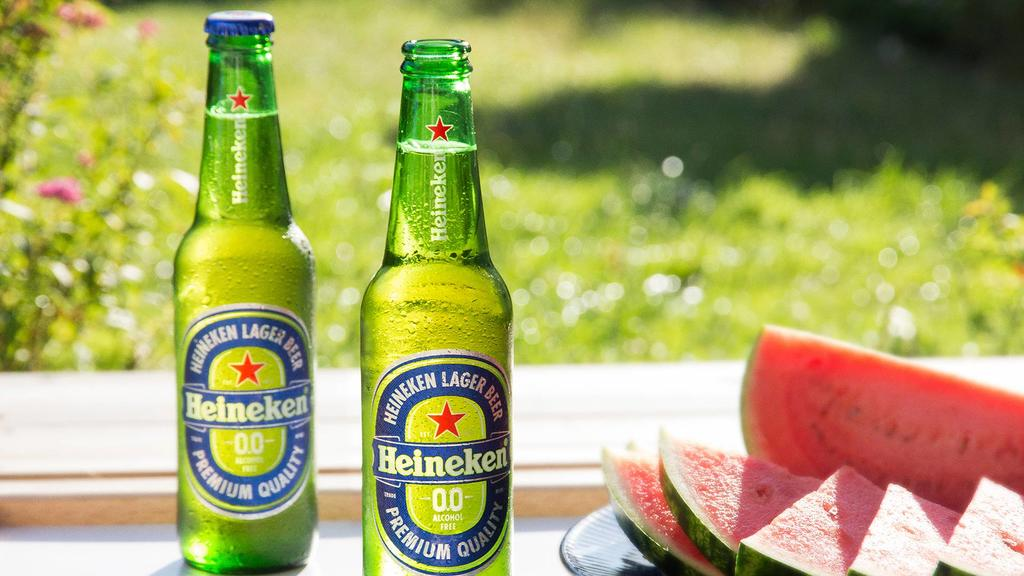 We Tried Heineken's New Zero-alcohol Alternative And It Tastes Really Promising photo